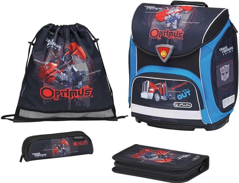 Немецкие ортопедические школьные рюкзаки 02003006-13 рюкзак детский